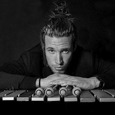 Simon Moullier Amsterdam Marimba Weekend 2022